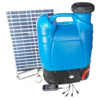 Solar Agriculture Powered Sprayer