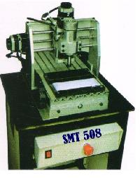Badge Name Plate Engraving Machine (SMT-508)