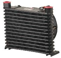 AL Series Plate Fin Air Cooled Oil Cooler