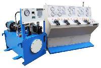 Hydraulic System for Bi-Nip Press