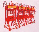 Manual Type Block Making Machine - Model No. Smm 101