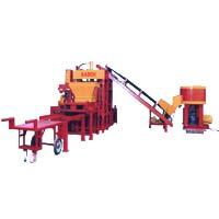 Semi Automatic Hydraulic Hollow Block