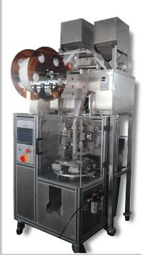 Pyramid Tea Bag Packing Machine