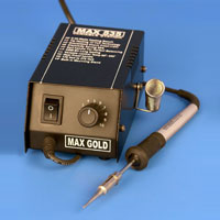 MAX 535 Soldering Station