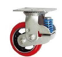 Spring Castor Wheels