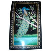 Peacock Wall Hanging