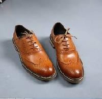 cheap shoe leather
