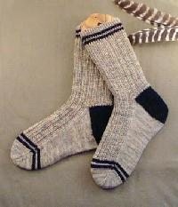 Cotton Knitted Socks