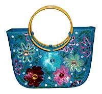 Sequin Work Bags