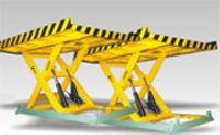 Scissor Type Dock Lifts