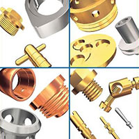 Cnc Turn Mill Parts, Metal Machined Parts