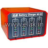 Automatic 2-wheeler Battery Charger