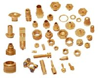 Turned Components Brass Turned Components