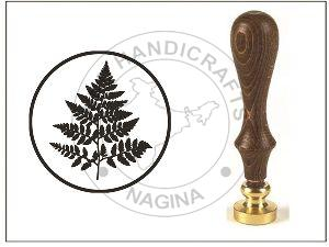 Brass Wood Stamps