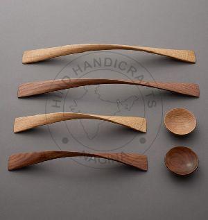 HHC179 Wooden Door Handle