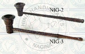 HHC276 Wooden Smoking Pipe