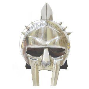 HHC48 Metal Medieval Armour Helmet