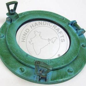 HHC67 Nautical Porthole Mirror