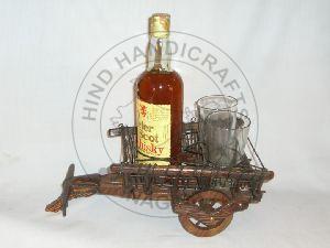 Wooden Wine Bottle Stands