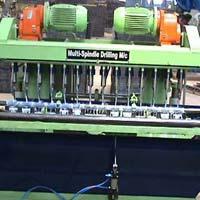 multi drilling machine for scaffolding pipe