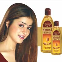 Jains Almond Hair Oil