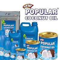 POPULAR COCONUT OIL