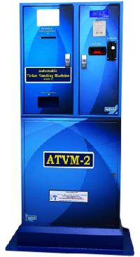 Automatic Ticket Vending Machine (ATVM-2)