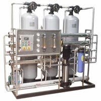 Water Treatment Plant Installation