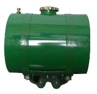 Diesel Engine Fuel Tank Round