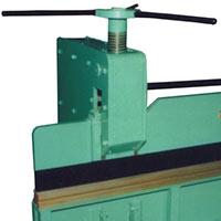 Hand Operated Sheet Metal Bending Machine