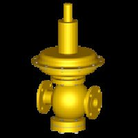 Max-flow Gas Regulator