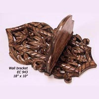 Wooden Wall Bracket