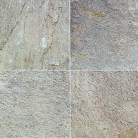 Silver Shine Quartzite Stone