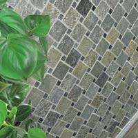 Slate Stone Mosaic Tiles