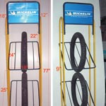 Tyre Display Stand