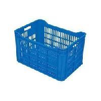 Plastic Crate-Mango