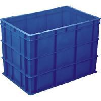 Plastic Crates for Garments