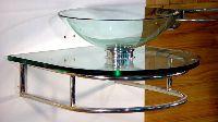 Glass Wash Basin & Bowls