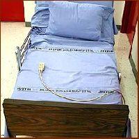 hospital bedsheets