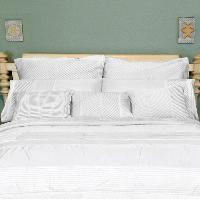 Pleated Bedspread