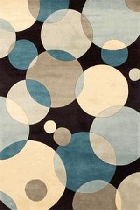 Hand Tufted Wool Carpets - Ht 6 Modern Design