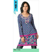 Georgette Ladies Kurta