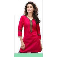 Plus Size Ladies Ethnic Kurta