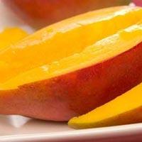 Frozen Totapuri Mango Slices