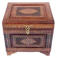 Wooden Trunk (small Trunk 510)
