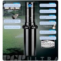 Pgp Ultra Rotor Sprinkler