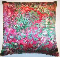 Silk Charmeuse Pillow Cover
