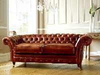 Leather Made Home Furnishing