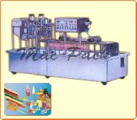 Plastic Soft Bottle Filling Sealing Machine