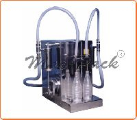 Semi Automatic Bottle Washing And Filling & Capping Machine